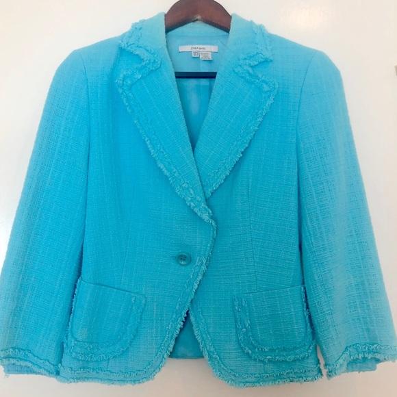 Zara Jackets & Blazers - 💙 Gorgeous ZARA Blazer 💙